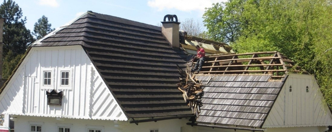 Roof Repairs Laudium